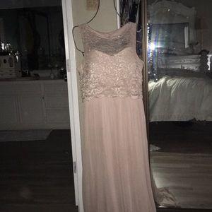 Mother of the bride/ Bridesmaids Dress light pink